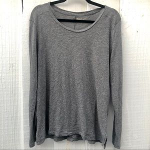Madewell Whisper Cotton Long Sleeve T-Shirt